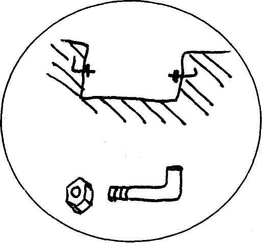 weblife cob builders handbook setting up the door frame Door Frame Diagram Sloider if you are doing a poured foundation bury bolts into the concrete to attach the door frame to